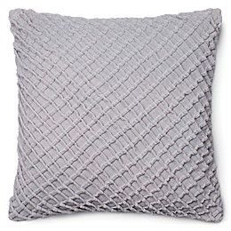 Loloi Basketweave 22-Inch Square Throw Pillow