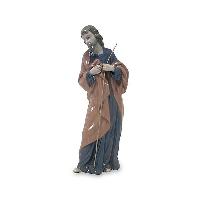 Alternate image 1 for Nao® St. Joseph Porcelain Figurine