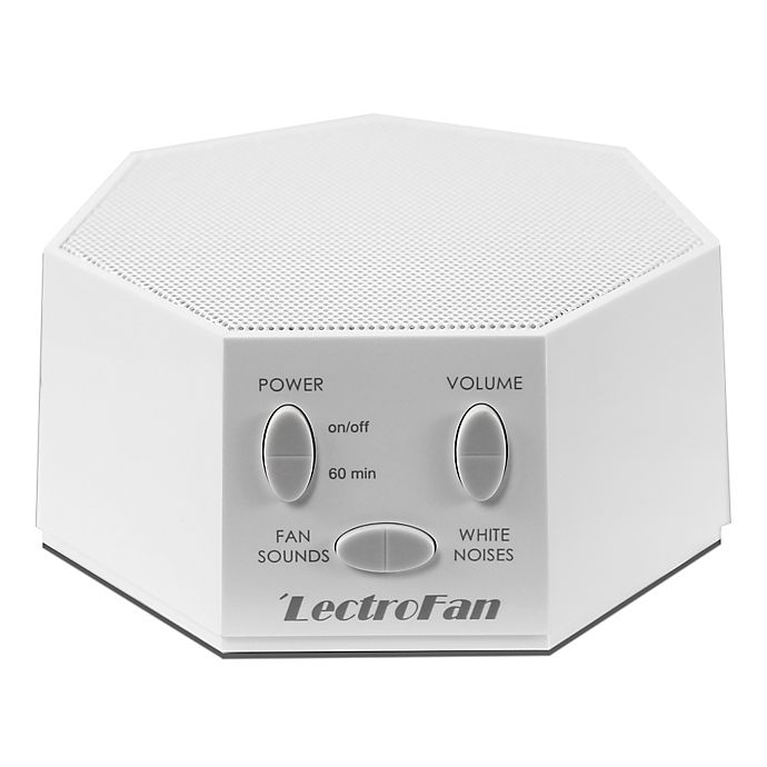 Lectrofan Sound Therapy Machine In