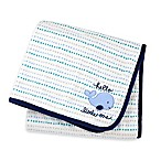 Gerber®  Hello Little One  Whale Plush Blanket in Blue
