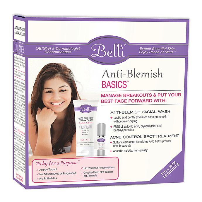 Alternate image 1 for Belli® Anti-Blemish Basics