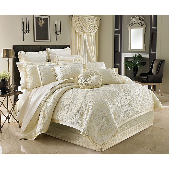 Alternate image 1 for J. Queen New York™ Marquis Queen Comforter Set
