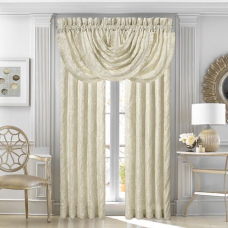 J Queen New York Marquis Waterfall Window Valance In