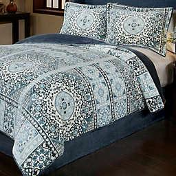 Azura 3-Piece Plush Comforter Set
