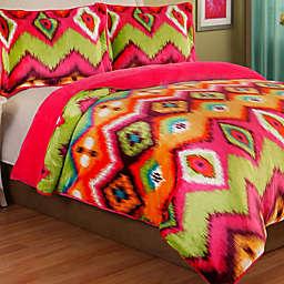 Gypsy Plush Comforter Set