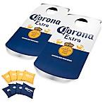 Trademark Games Corona® Can Cornhole Bean Bag Toss Game