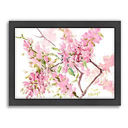 Americanflat Suren Nersisyan Cherry Blossom Wall Art