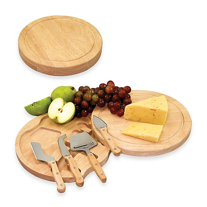 Alternate image 1 for Picnic Time® Circo Cheese Board