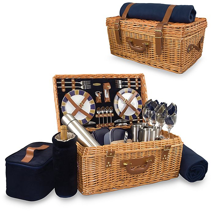 Alternate image 1 for Windsor Picnic Basket