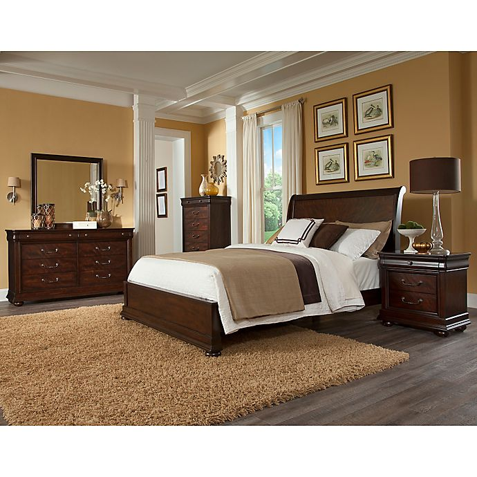 buy klaussner parkview 4 piece king bedroom set from bed bath beyond