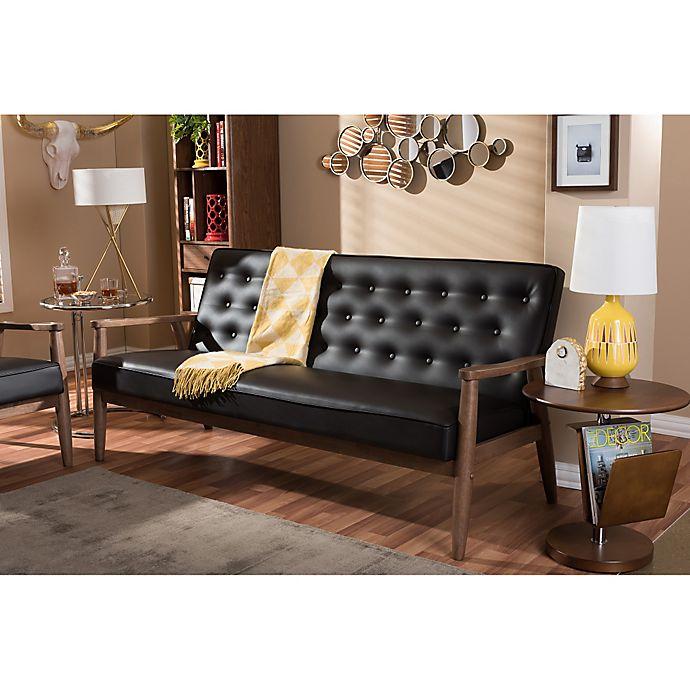 Alternate image 1 for Baxton Studio Sorrento Sofa