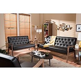 Baxton Studio Sorrento Seating Collection