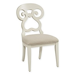 Avery Side Chair in White (Set of 2)