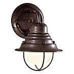The Great Outdoors® by Minka-Lavery® Wyndmere™ Wall Mount with Antique Bronze Finish