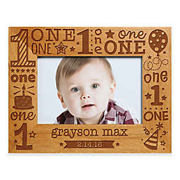 """""""I Am One"""" 4-Inch x 6-Inch Picture Frame"""