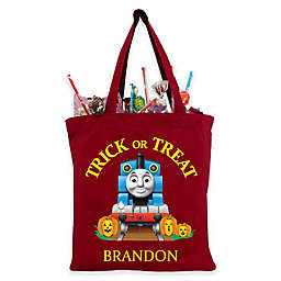 Thomas and Friends Trick-Or-Treat Bag in Red