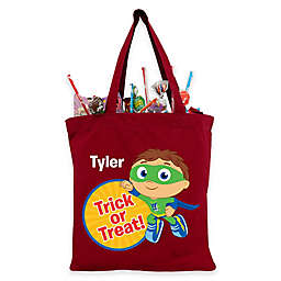 Super Why! Super Readers Trick-or-Treat Bag