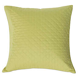 Kensie Etta European Pillow Sham in Green
