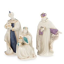 Lenox® First Blessing Nativity™ 3 Kings Set