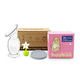 Haakaa® New Mom Starter Pack in Clear