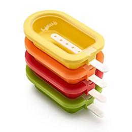Lékué Stackable Ice Lollipop Molds (Set of 4)