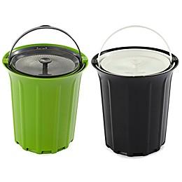 Full Circle Breeze .85 Gallon Countertop Compost Bin