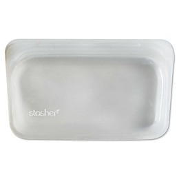 Stasher 9.9 oz. Silicone Reusable Snack Bag