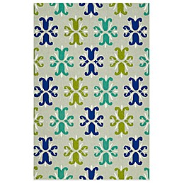 Kaleen Escape Floral Indoor/Outdoor Rug