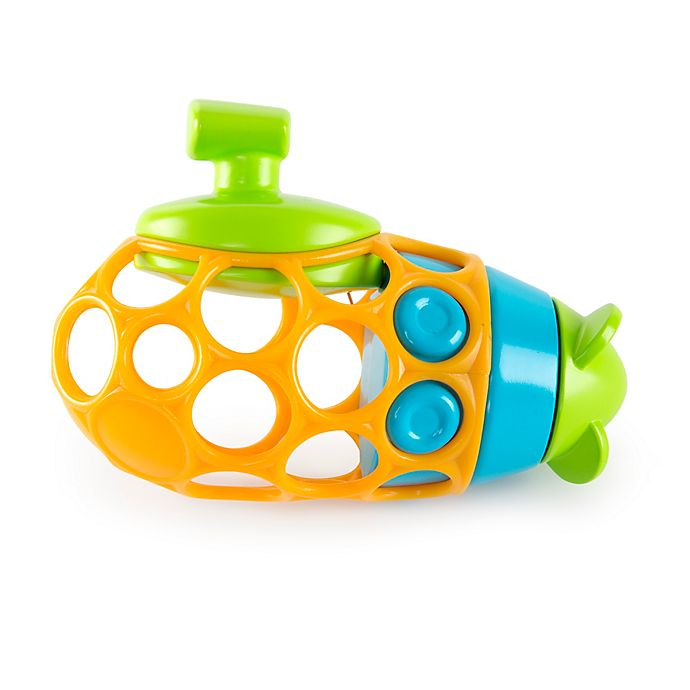Alternate image 1 for Kids II® Oball™ Tubmarine™ Bath Toy in Yellow