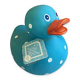 cribmates™ Polka Dot Duck in Blue