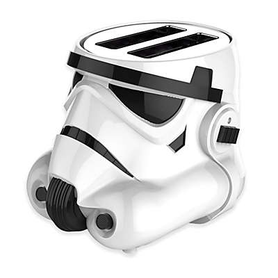 Star Wars™ Stormtrooper Toaster in Gloss White