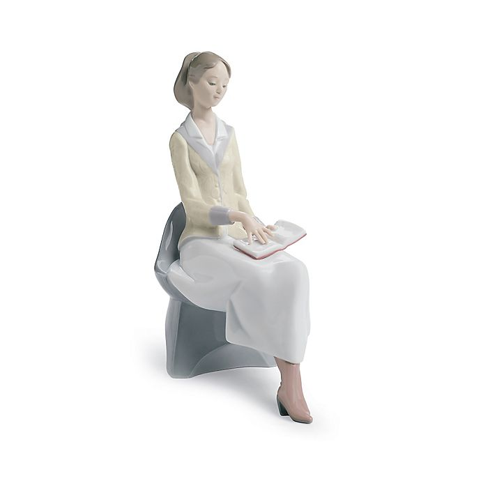 Alternate image 1 for Nao® A Lesson in Learning Figurine