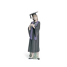 Nao® Graduation Joy Figurine