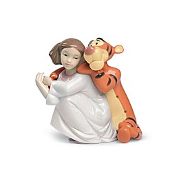 Nao® Hugs With Tigger Figurine