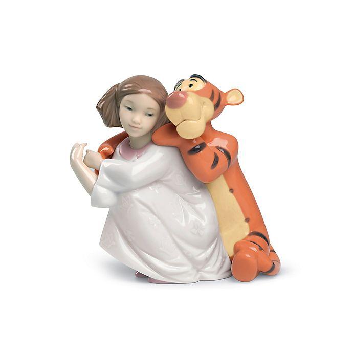 Alternate image 1 for Nao® Hugs With Tigger Figurine