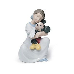Nao® I Love You Mickey Figurine