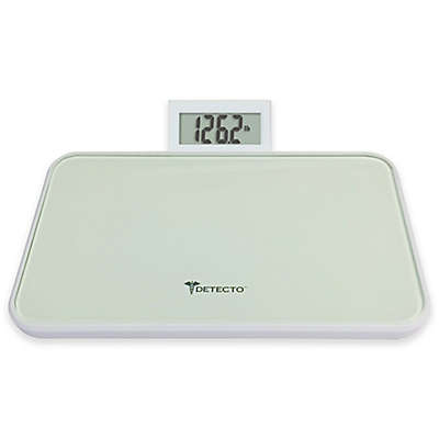 Detecto® Pop-Up LCD Screen Digital Travel Scale