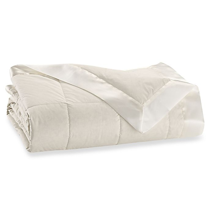 Alternate image 1 for Pacific Coast™ Radiance™  Twin Down Blanket in Cream