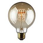 Luminance Nostalgia 30-Watt Amber Incandescent Light Bulb