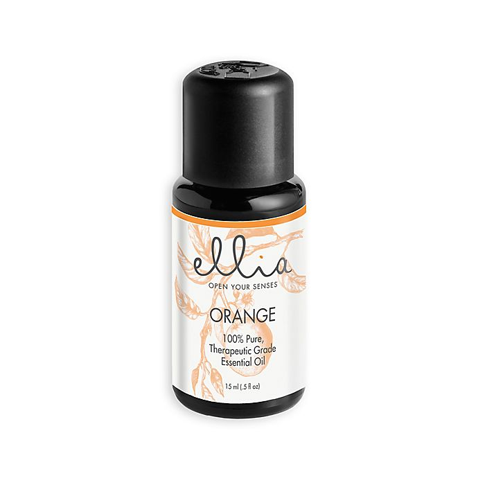 Alternate image 1 for Ellia™ Orange Therapeutic Grade 15 ml. Essential Oil