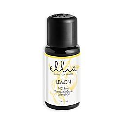 Ellia™ Lemon Therapeutic Grade 15 ml. Essential Oil