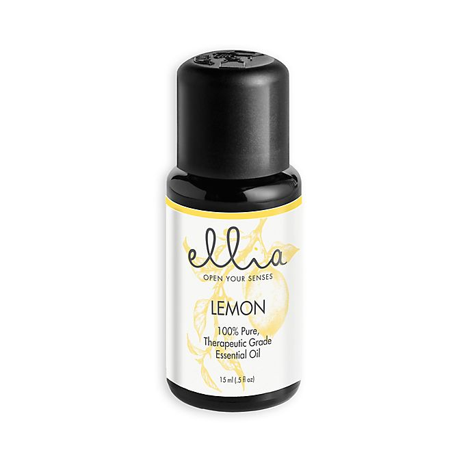 Alternate image 1 for Ellia™ Lemon Therapeutic Grade 15 ml. Essential Oil