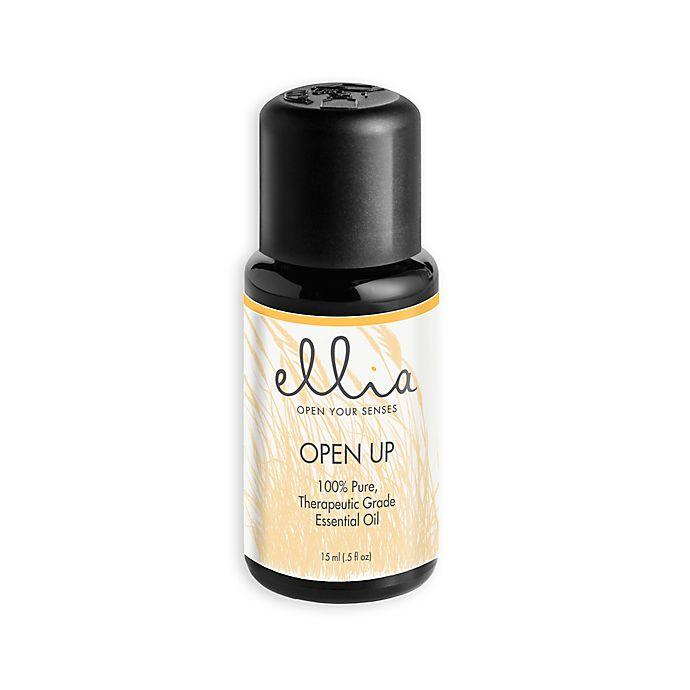 Alternate image 1 for Ellia™ Open Up Therapeutic Grade 15 ml.  Essential Oil