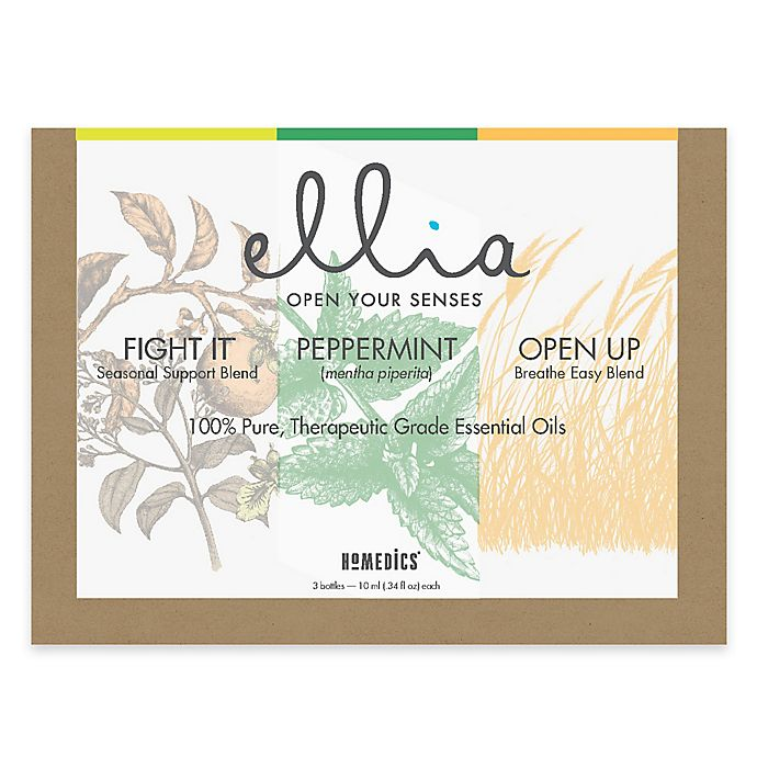 Alternate image 1 for Ellia Essential Oil Collection