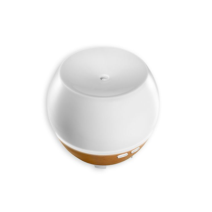 Alternate image 1 for HoMedics® Ellia™ Awaken Ultrasonic Aroma Diffuser in White