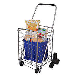 3-Wheel Stair Climbing Folding Cart