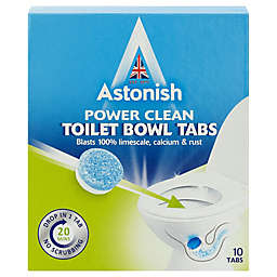 Astonish® 10-Pack Toilet Bowl Cleaner Tabs