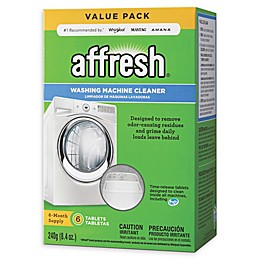 Affresh® Value 6-Pack Washer Cleaner Tablets
