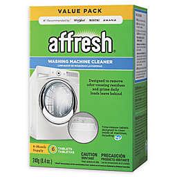 Affresh® Value 6-Pack Washer Cleaner Tablets
