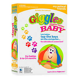 Giggles Computer Funtime For Baby™ - My Animal Friends